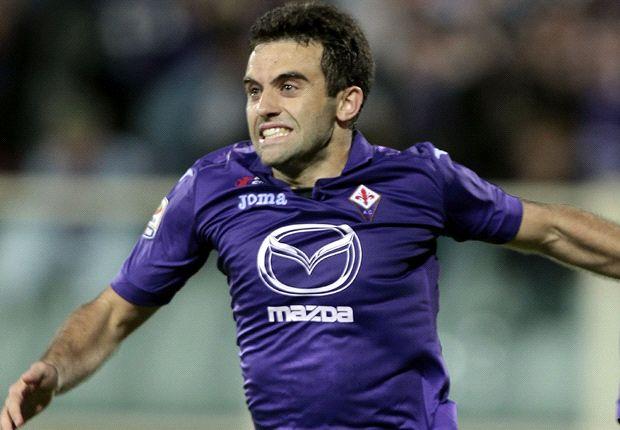 Fiorentina, Pepito Rossi vuole i viola in Champions League