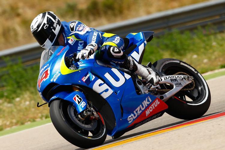 MotoGp, De Puniet rinvia i test Suzuki per la 8 ore di Suzuka