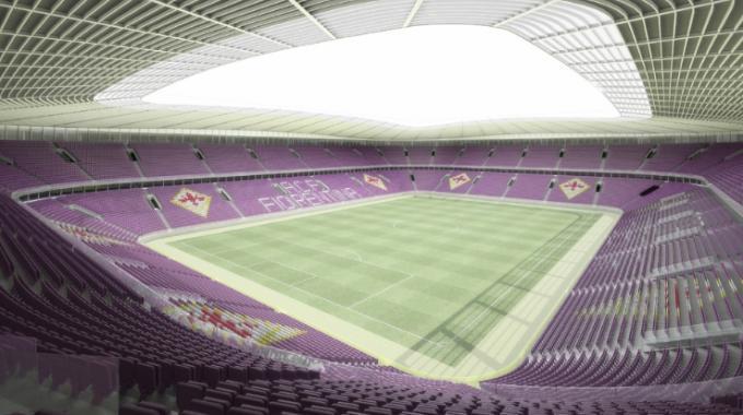 Serie A: Nuovo stadio Fiorentina nel rispetto della legge sugli stadi