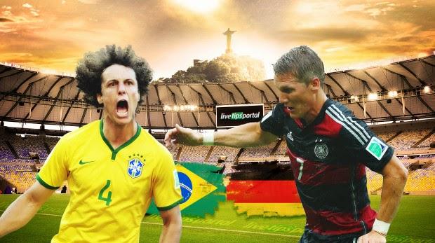 Mondiali 2014, Brasile-Germania: è già una finale