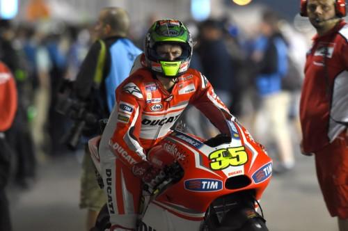Ducati, Cal Crutchlow confermato anche per la stagione 2015