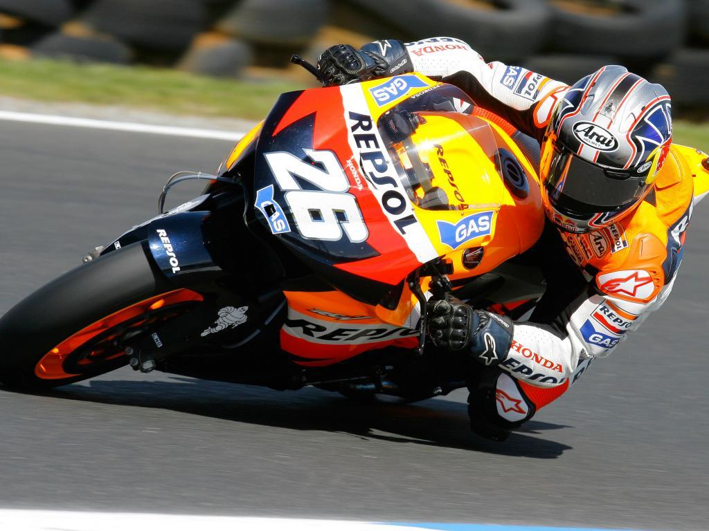 MotoGp, Pedrosa soddisfatto del secondo posto
