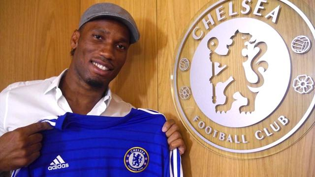 Calciomercato, Chelsea: ufficiale il ritorno di Drogba