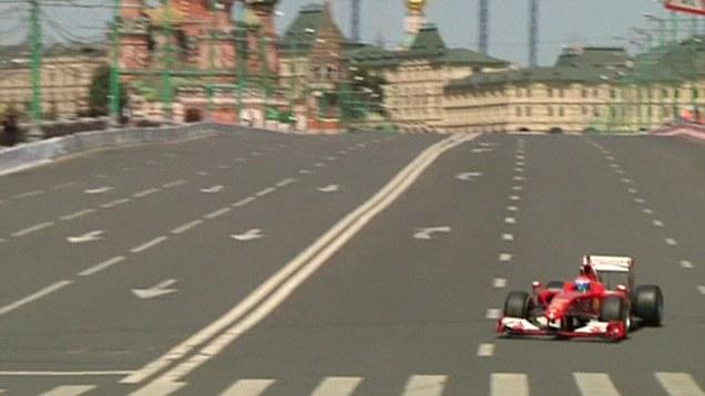 Formula 1, Ferrari: grandissimo evento a Mosca