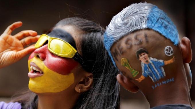 Mondiali 2014, Finale Germania-Argentina: vincere e salire sul tetto del mondo