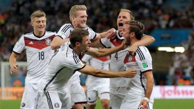 Mondiali 2014: Germania campione del mondo!