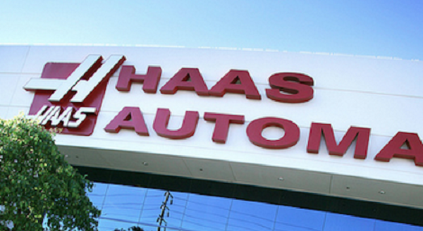 Formula 1, Ferrari: il nuovo sponsor è Haas Automation