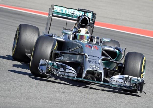 Gp Ungheria, ancora Mercedes show. Hamilton su tutti