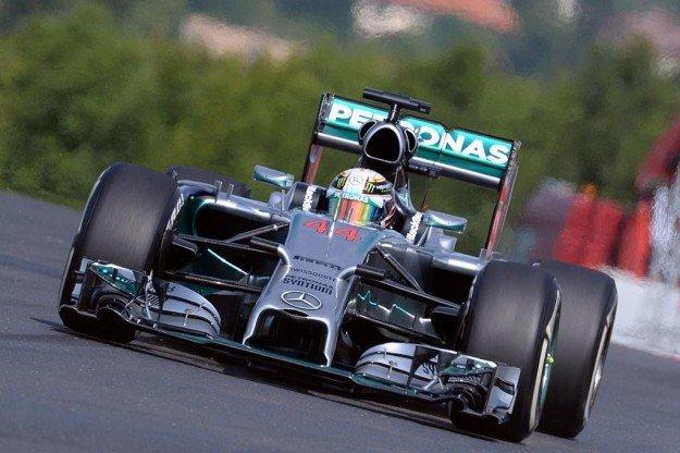 GP Ungheria, Rosberg piazza la sesta pole stagionale