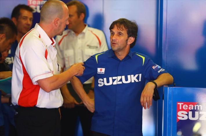 MotoGp, Suzuki conferma il ritorno in gara a Valencia con una wild card