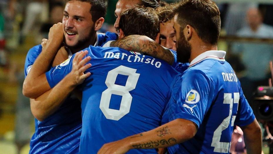 Italia, Euro 2016: si torna in campo il 9 settembre
