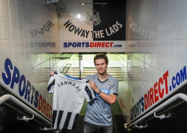 Calciomercato: ufficiale Janmaat è del Newcastle