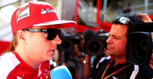 Raikkonen, la Ferrari vede la luce in fondo al tunnel