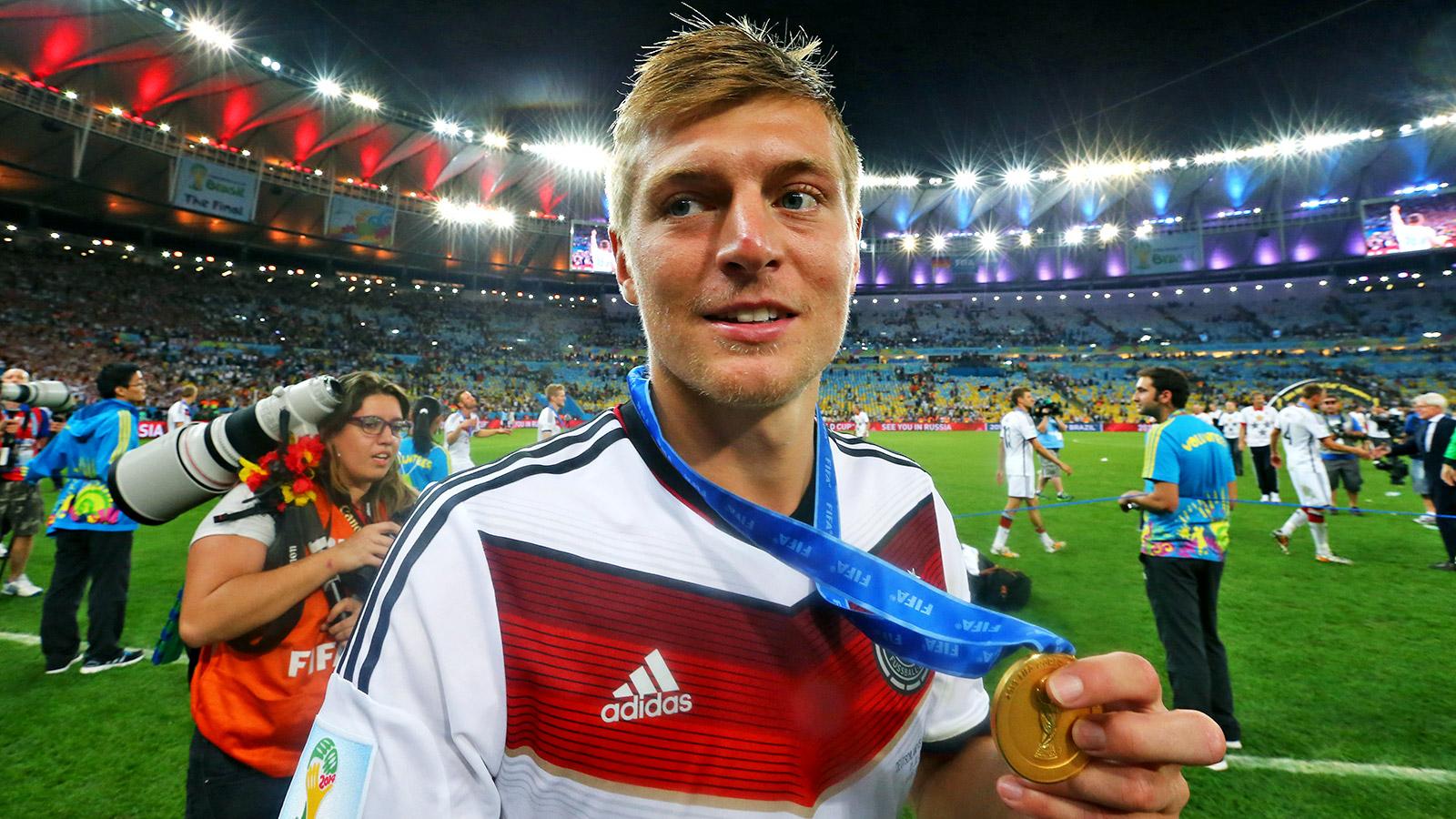 Calciomercato: Toni Kroos a breve l'annuncio