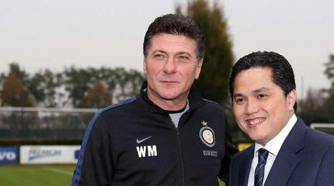 Calciomercato, Inter: Mazzarri rinnova fino al 2016