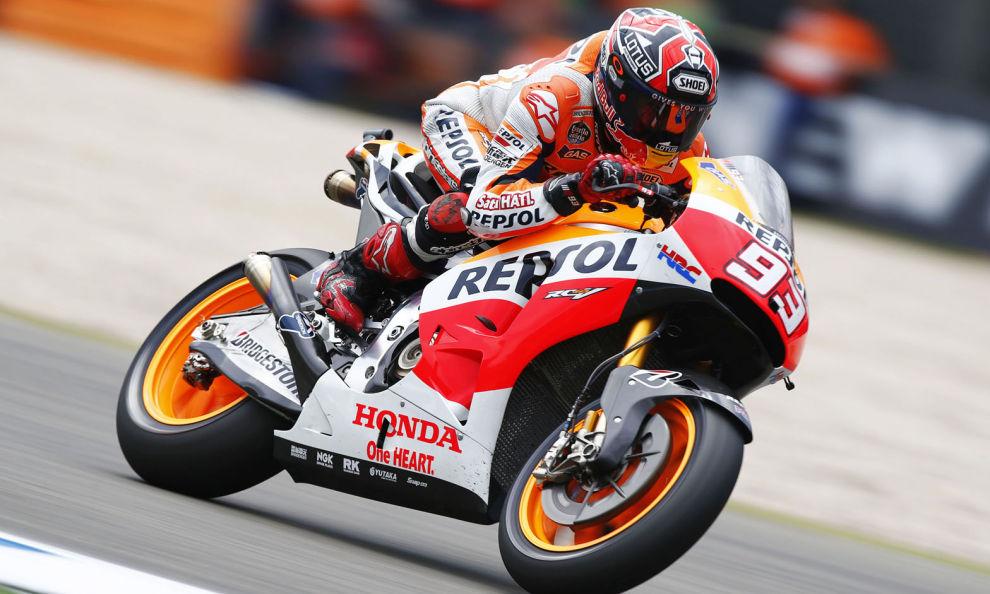 MotoGp, Marquez cerca la nona vittoria di fila al Sachsenring