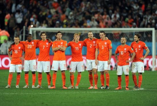 Brasile-Olanda: Vince l'Olanda e conquista il 3° posto