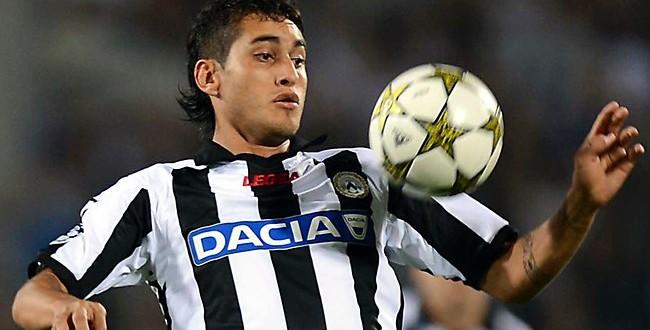 Calciomercato Juventus: ufficiale Pereyra in prestito per 12 milioni