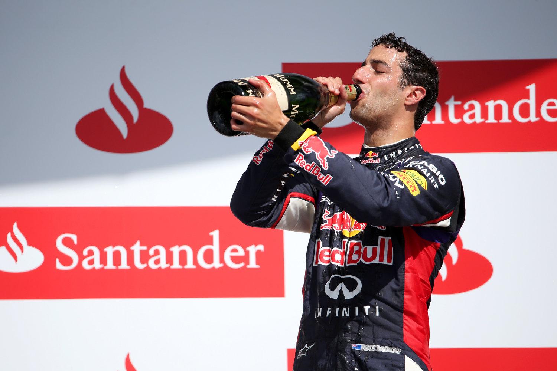 Formula 1: Ricciardo è contento del suo Mondiale