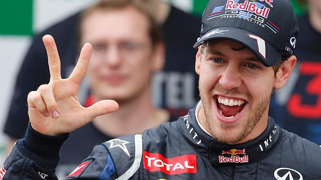 Formula 1: Vettel è molto carico
