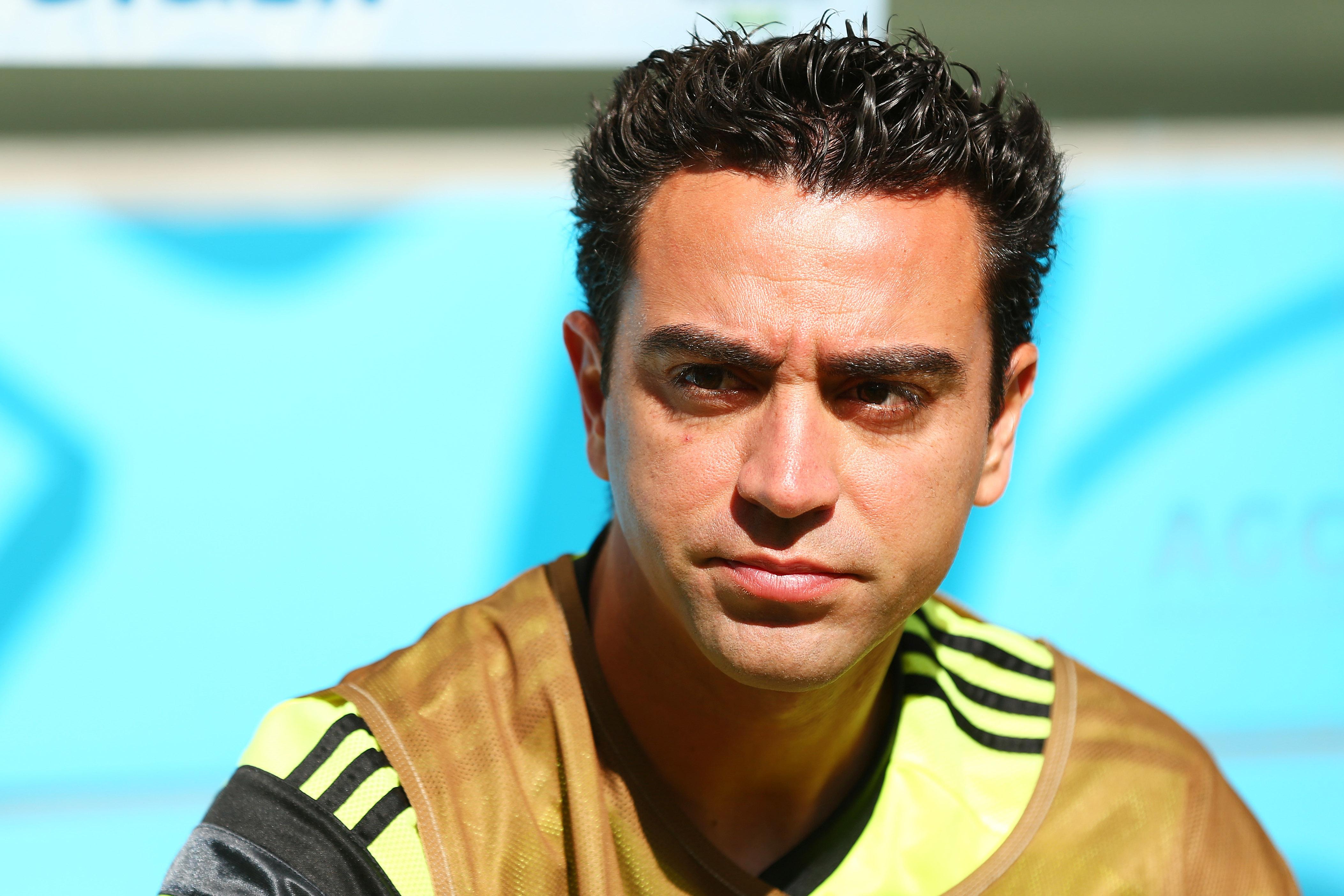 Calciomercato, Barcellona: ufficiale Xavi resta