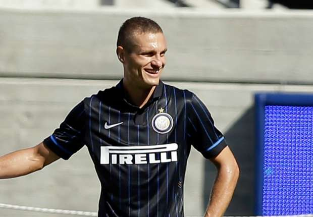 Inter, Vidic ha sete di gol e di Europa League