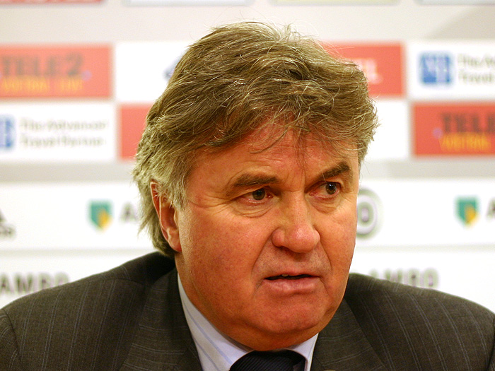 Italia-Olanda: Guus Hiddink convoca 25 giocatori