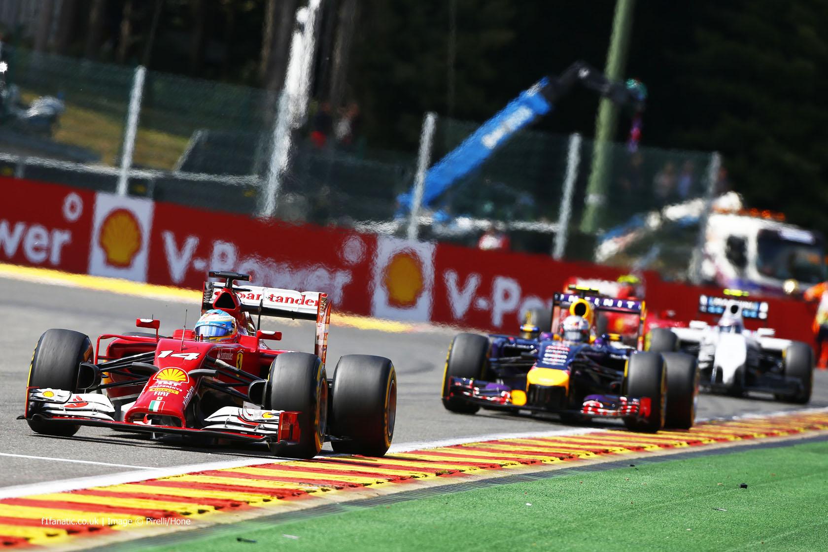 Ferrari, i piloti della Rossa vedono progressi