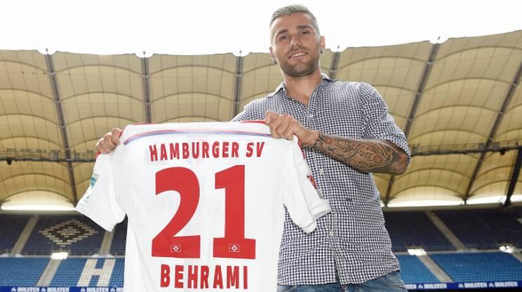 Calciomercato: ufficiale Behrami all'Amburgo