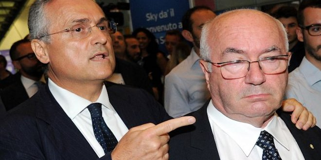 Italia, Figc: Lotito rinuncia al ruolo di vicepresidente
