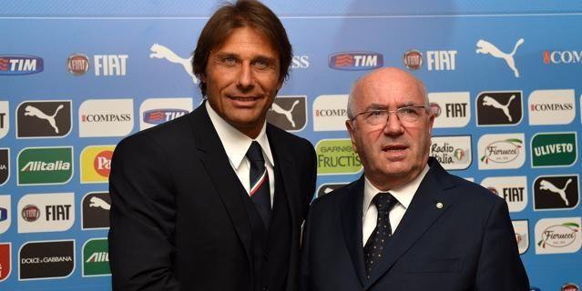 Italia: Conte vuole portare amore per la maglia della nazionale
