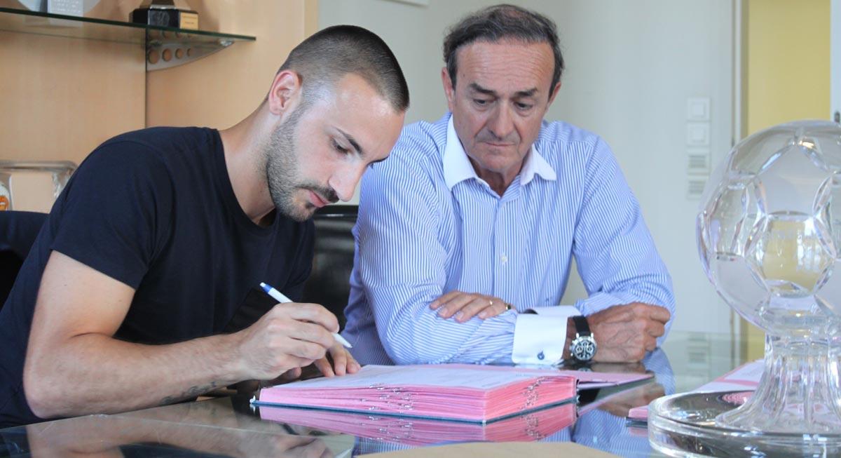 Calciomercato: ufficiale Diego Contento è del Bordeaux