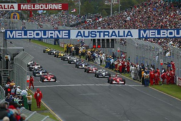 Formula 1, si correrà in Australia fino al 2020