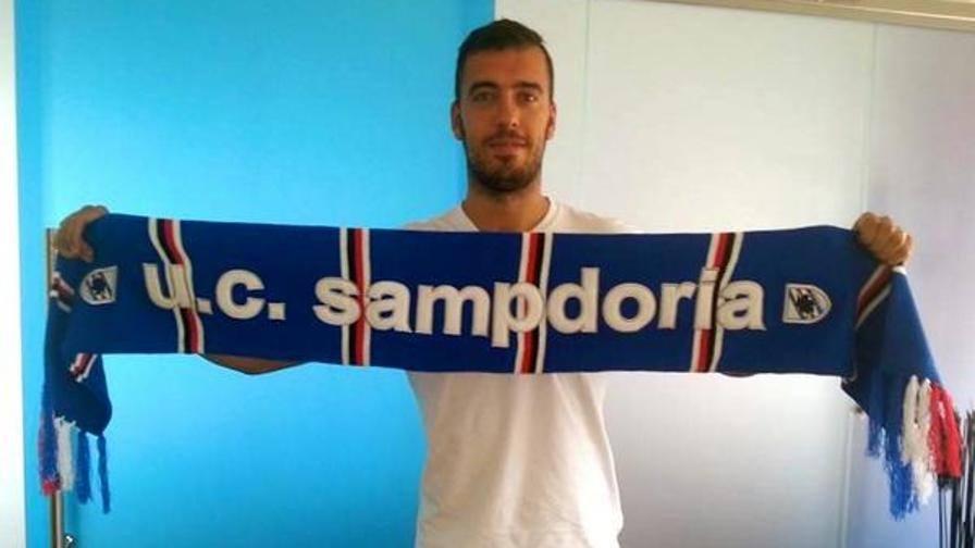 Calciomercato: ufficiale Viviano è il nuovo portiere della Sampdoria