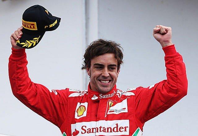 Alonso, è il Dna del pilota a renderlo un combattente