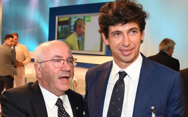 Italia, Figc: nove squadre di Serie A contro Tavecchio e Albertini