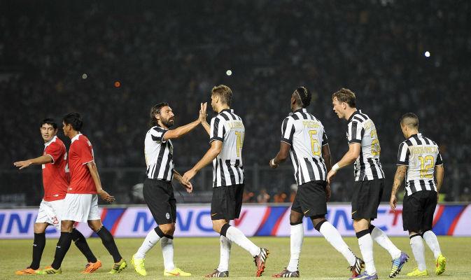 Serie A: Juventus e Napoli vincono nelle amichevoli