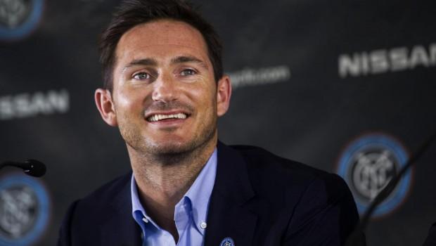 Calciomercato, Manchester City: ufficiale Lampard in prestito per sei mesi