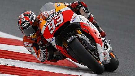 MotoGp, a Silvestone Marquez cala la decima