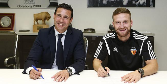 Calciomercato: ufficiale il Valencia acquista Mustafi