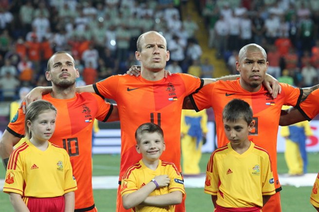 Italia-Olanda: Hiddink cambia la lista dei 25. Ecco Afellay e Klaassen