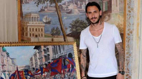 Calciomercato: ufficiale Pinilla è del Genoa