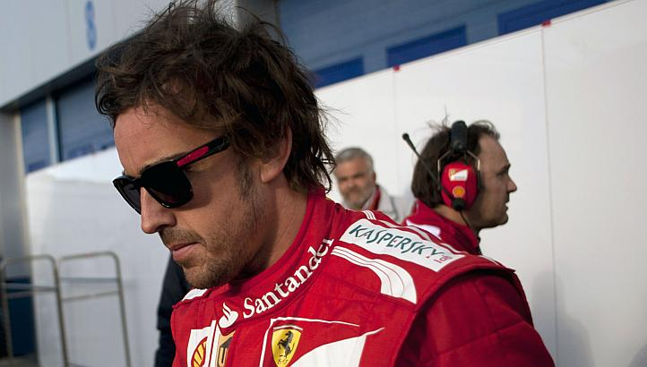 F1: Alonso, vicino l'addio alla Ferrari