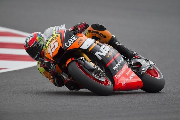 MotoGP: De Angelis, a rischio il Gp d'Aragon