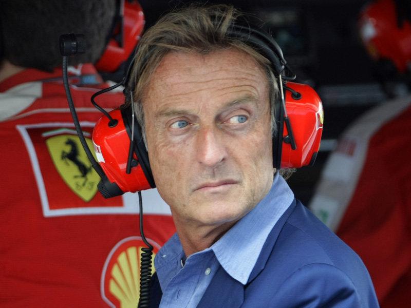 F1: Montezemolo ha lasciato la Ferrari