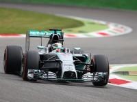 F1 Monza Hamilton Mercedes