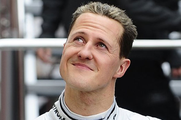 F1: Michael Schumacher torna a casa