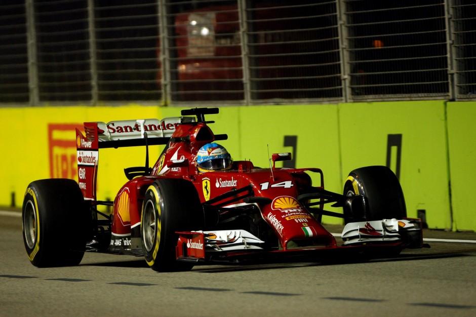 F1: Commissari FIA contro Fernando Alonso