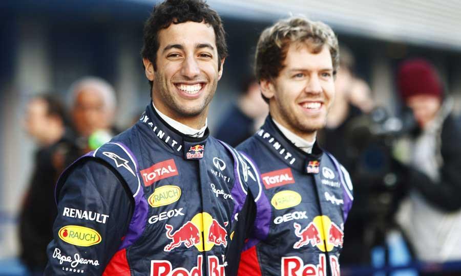 F1 Gp Singapore: gara difficile per Vettel e Ricciardo