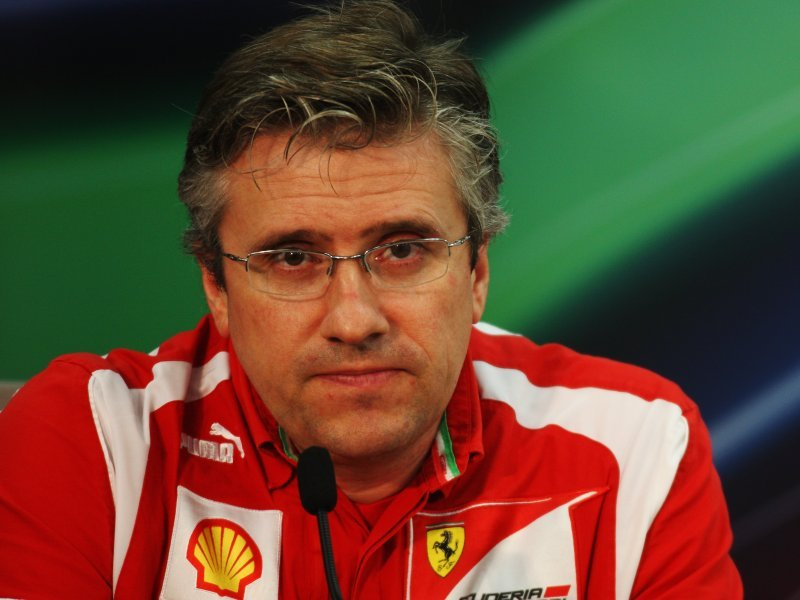 """F1: Pat Fry, """"Singapore si adatta alla Ferrari"""""""